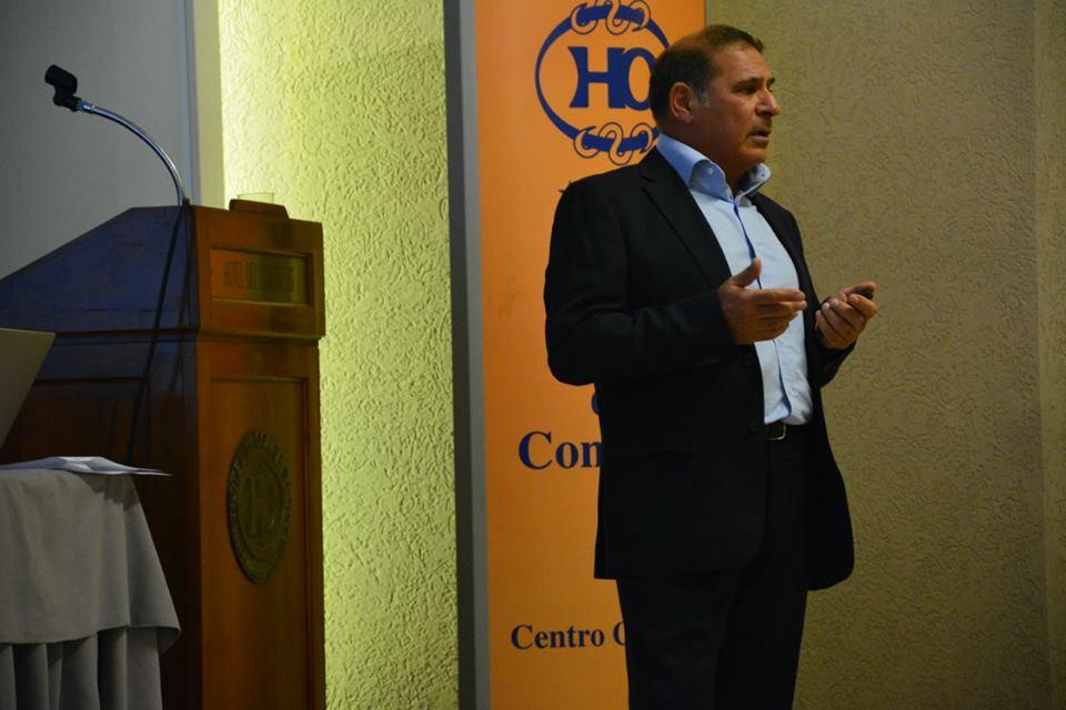 claudio ballicu spiega i segreti sulle microspie e le investigazioni al congresso criminale roma