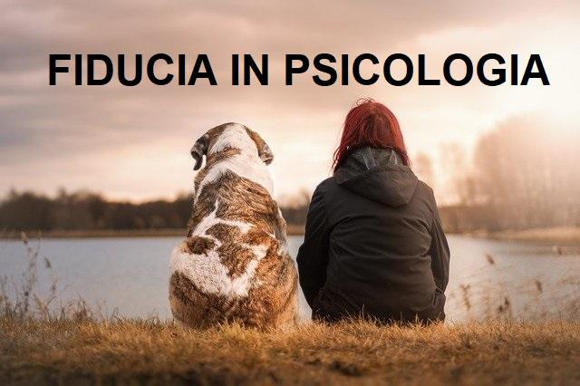 definizione di fiducia in psicologia