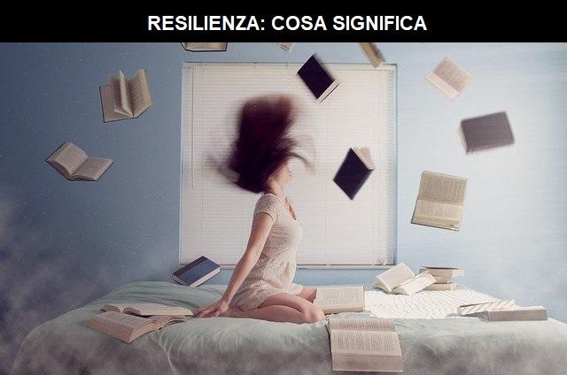 resilienza cosa significa
