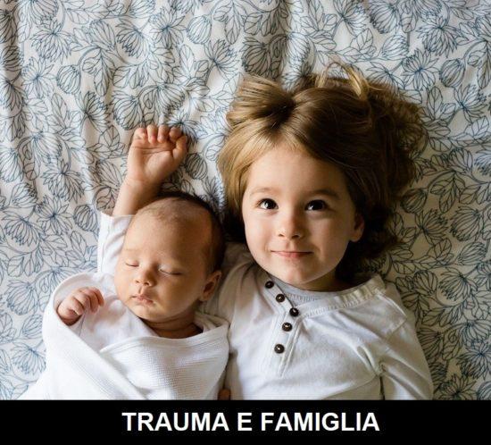 famiglia e trauma
