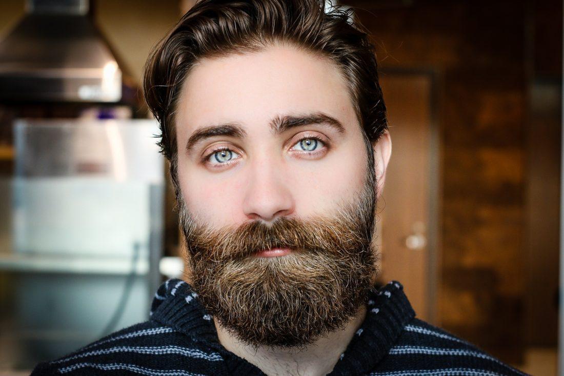 comunicazione non verbale barba