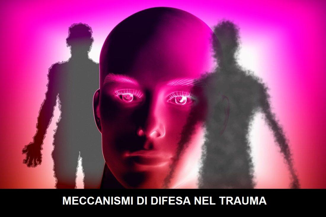 meccanismi di difesa nel trauma