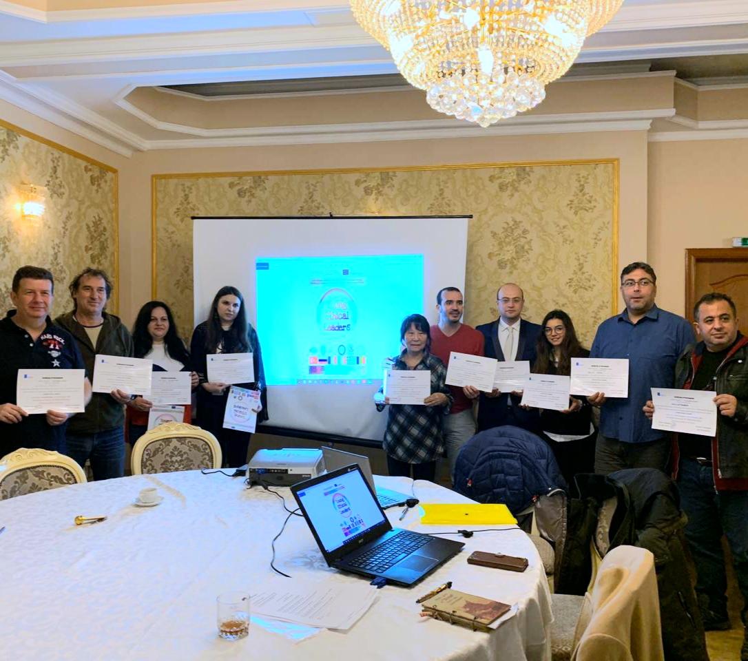 corso leadership etica progetto europeo igor vitale